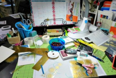 Creating/desk