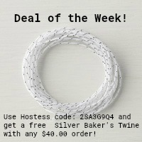 Silver Bakers Twine
